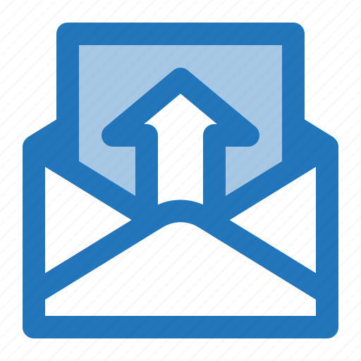 Email, letter, mail, send icon - Download on Iconfinder