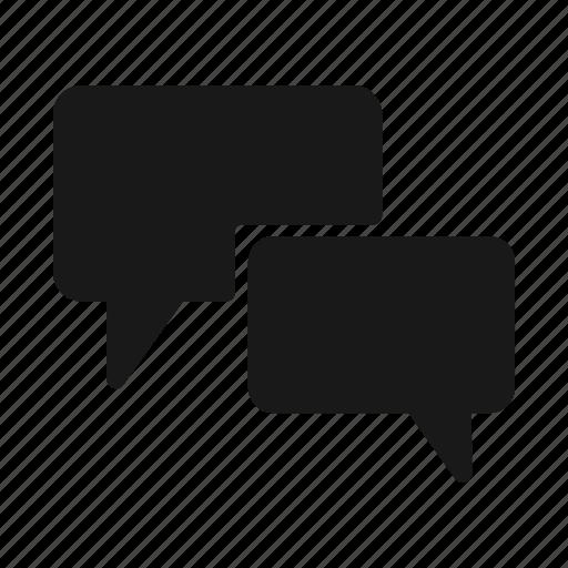 ballon, chat, comment, communication, message icon