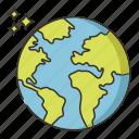 address, around the world, global, location, multinational, world, worldwide icon