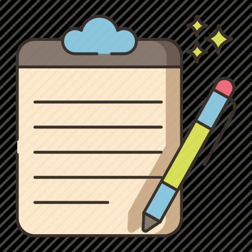 enquiry, feedback, inquiry, write, writing icon