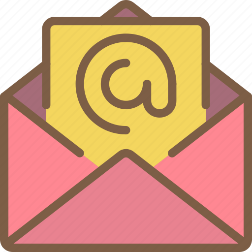 email, website icon