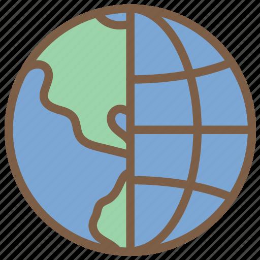 communication, contact, contact us, globe, world icon