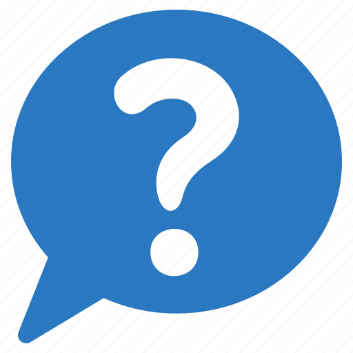 faq, inquiry, question icon