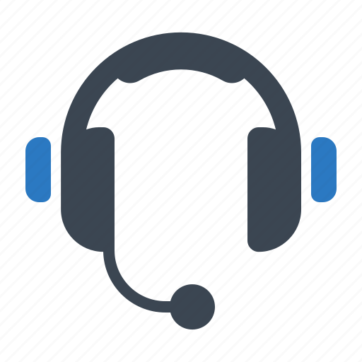 call center, contact us, customer support, headphones icon
