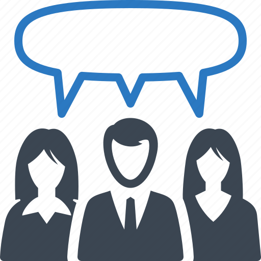 communication, customer service, interaction icon