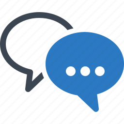 chat, contact us, customer service, customer support icon