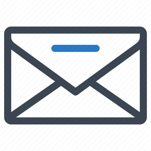 email, inbox, letter, message icon
