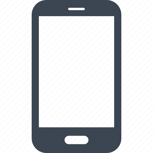 device, mobile phone, smartphone icon