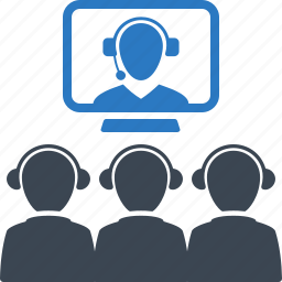 customer service, customer support, technical assistance, technical support icon