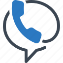 call us, customer support, phone icon