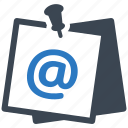 email, contact us icon
