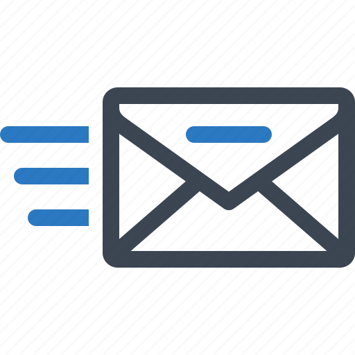 email, message, send email icon