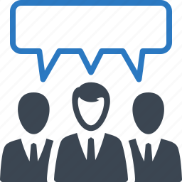 communucation, contact us, customer support, teamwork icon