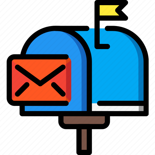 communication, contact, contact us, mailbox icon
