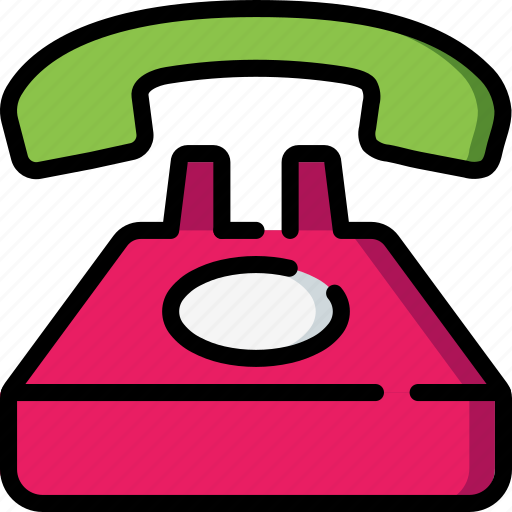 communication, contact, contact us, telephone icon