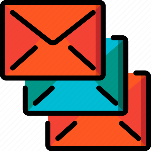 back, communication, contact, contact us, log, mail icon