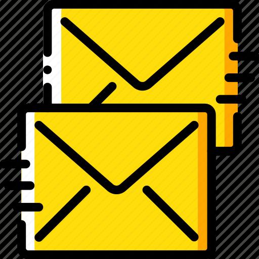 communication, contact, contact us, recieve, send icon