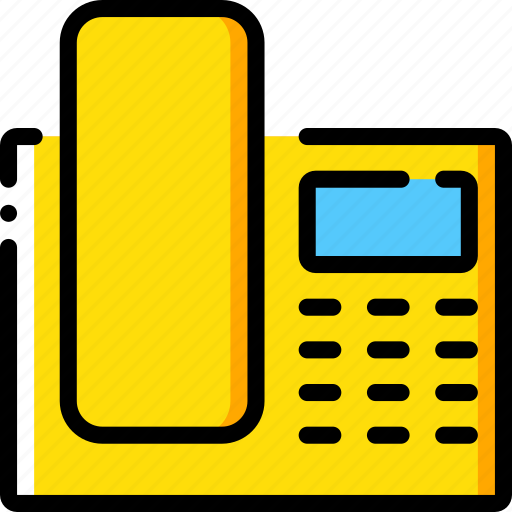 communication, contact, contact us, phone, telephone icon