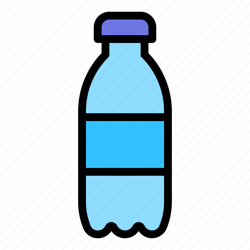 beverage, bottle, container, drink, plastic, softdrink icon