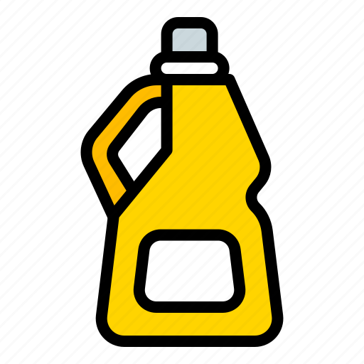 bottle, cleanser, container, liquid icon