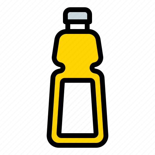 bottle, cleanser, container, liquid, oil icon