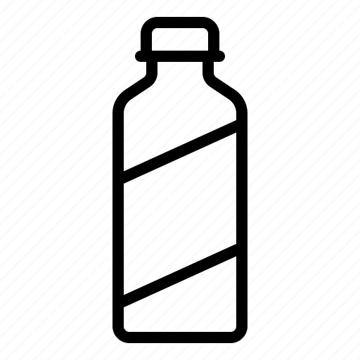 bottle, cleanser, container, liquid icon
