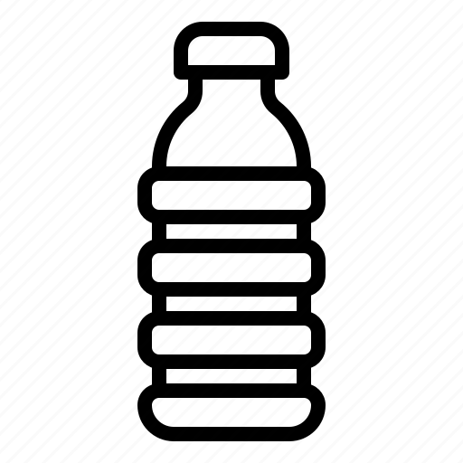 beverage, bottle, drink, liquid, plastic icon