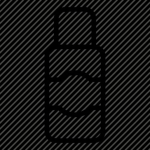 bottle, container, liquid, medicine icon