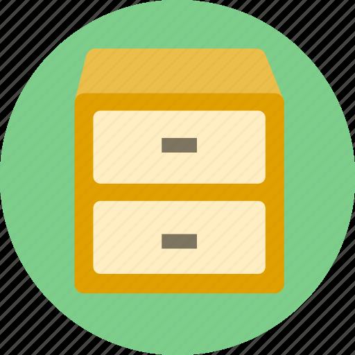 archive, content, cupboard icon