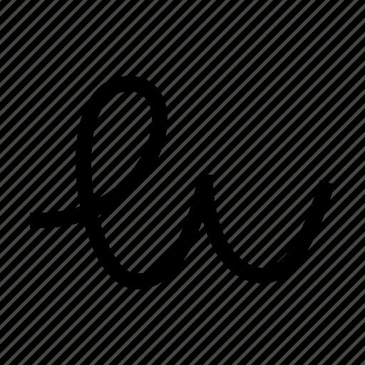 content, contract, document, gesture, signature icon