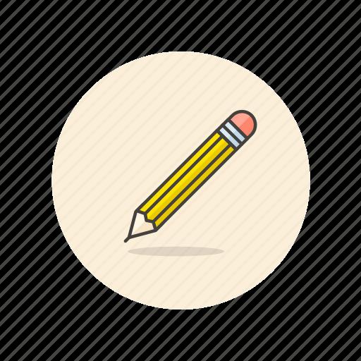 content, design, draw, note, pencil, tool, write icon