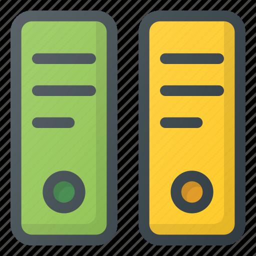 archive, archives, content, document, folder icon