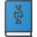 biology, book, content, garden, knowedge icon