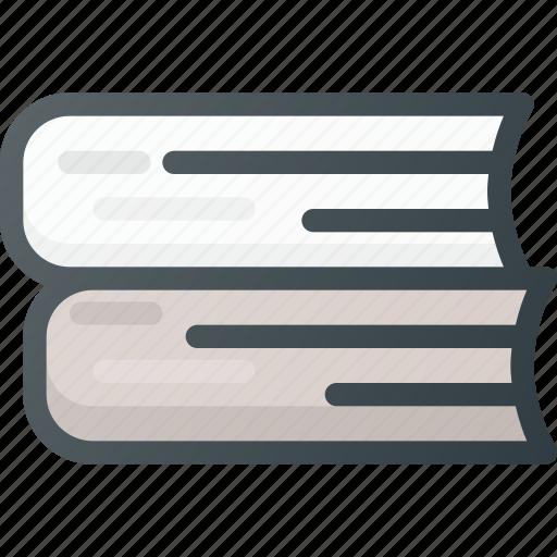 book, books, content, copywriting, lexicons icon