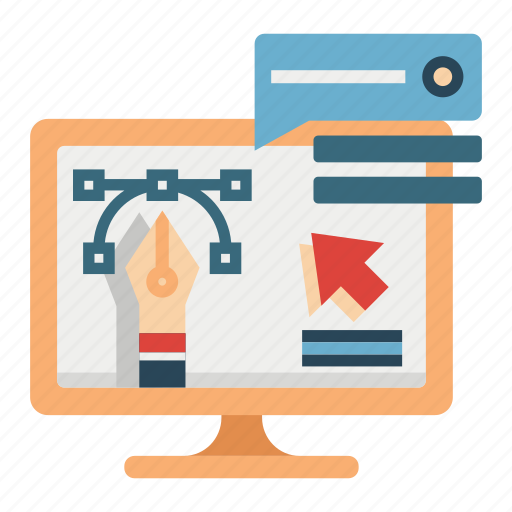 analytics, development, marketing, media, optimization, seo, website icon
