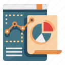 analysis, analytics, data, development, marketing, optimization, research icon