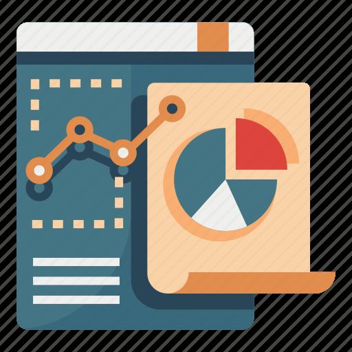 analysis, analytics, data, development, marketing, optimization, research icon
