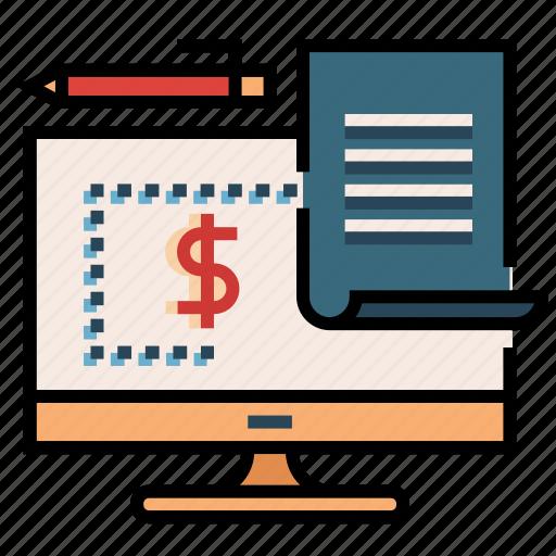 business, content, creative, idea, marketing, strategy icon