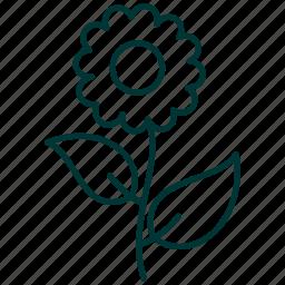 floral, florist, floristry, flower, flowers, shop icon