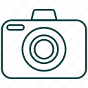 camera, photocamera, photography, photos, videography icon