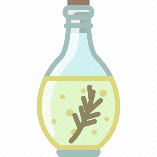bottle, cooking, ingredient, kitchen, oil, olive, yumminky icon