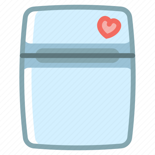 freezer, fridge, kitchen, refrigerator icon