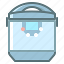 cooker, crockpot, kitchen, multicooker icon