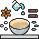 cooking, preparation, spices icon