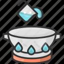 cooking, food, hot, pan