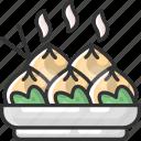 baozi, chinese, cooking, dessert, food
