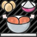 chicken, chicken leg, fried chicken, leg, meal, meat, roast chicken