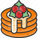 baker, dessert, pancake, pancakes, sweet
