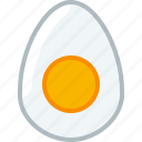 cooking, egg, food, gastronomy, ingredient, meal, yumminky icon