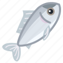cooking, fish, food, gastronomy, ingredient, tuna, yumminky icon